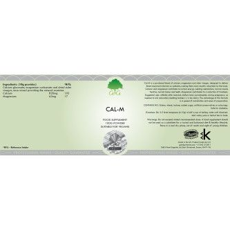 Cal-M -100g Pulbere